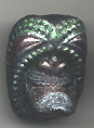 Tribal Mask Bead